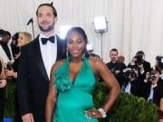 Thể thao - Serena nổi bật ở thảm đỏ, quyết giữ bí mật giới tính em bé
