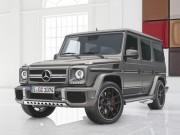Mercedes thêm 2 bản đặc biệt cho G-Class