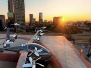 """Thế giới xe - Uber sẽ giới thiệu dịch vụ """"taxi bay"""" vào năm 2020"""