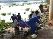 Tin tức trong ngày - Phát hiện thi thể nam giới nổi lềnh bềnh trên sông SG