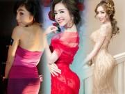 """Làm đẹp - """"Lật tẩy"""" số đo vòng 3 thật sự của Elly Trần, Thủy Tiên"""