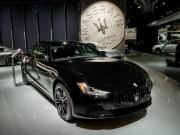 Maserati Ghibli phiên bản đặc biệt giá từ 1,7 tỷ đồng