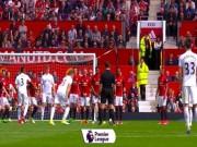 """Bóng đá - Bàn thắng đẹp V35 Ngoại hạng Anh: MU, Man City """"sa lầy"""" vì siêu phẩm"""