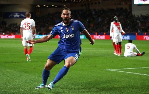 Juventus - Higuain rực sáng: Hãy đợi đấy, Real! - 2
