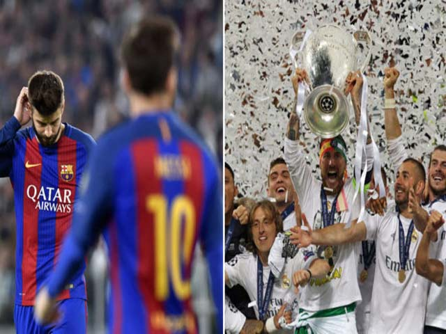 """Real hướng tới """"Duodecima"""", Barca run rẩy chờ sụp đổ"""