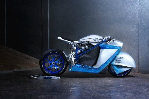 Ngắm Ducati 848 Neo-Racer độ cực ngầu chưa từng có - 1