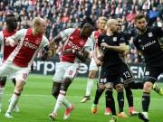 Bóng đá - Ajax - Lyon: Đôi công những màn bắn phá rung chuyển