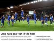 """Bóng đá - Báo chí thế giới: Juve """"dạy dỗ"""" Monaco, fan tin sẽ hạ gục Real"""