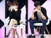 Ca nhạc - MTV - Trấn Thành bật khóc bên Hari Won trên truyền hình