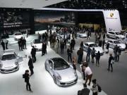 Tư vấn - Các triển lãm ô tô không còn hấp dẫn?