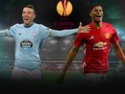 """Bóng đá - Celta Vigo – MU: Run rẩy trước """"Kẻ diệt khổng lồ"""""""