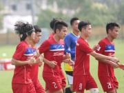 Bóng đá - Công Phượng, Tuấn Anh động viên đàn em U20 Việt Nam