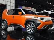 Tư vấn - Toyota FT-4X: SUV thế hệ mới cho giới trẻ