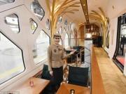 Tài chính - Bất động sản - Chuyến tàu sang chảnh nhất nhì TG có giá vé gần 230 triệu đồng/lượt