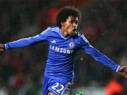 Bóng đá - Chuyển nhượng MU: Chelsea sẵn sàng bán Willian