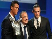 """Bóng đá - Độc kế """"Bố già"""" Real: Chiều Bale để Ronaldo thăng hoa"""
