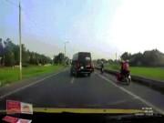 Tin tức trong ngày - Bắc Giang: Lái xe tải đâm chết 2 anh em ruột ra đầu thú