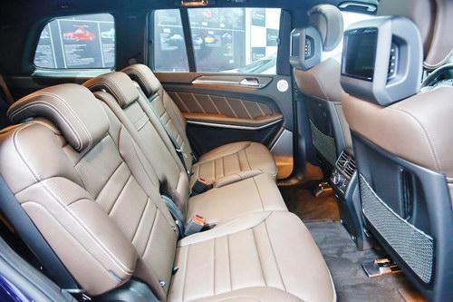 Mercedes-AMG GLS63 giá 12 tỷ đồng tại Việt Nam - 3