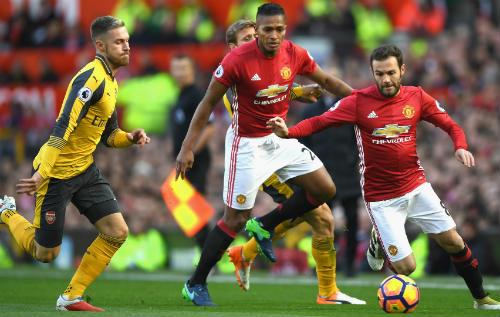 Ngoại hạng Anh trước vòng 36: MU – Mourinho cứu rỗi Arsenal - 1
