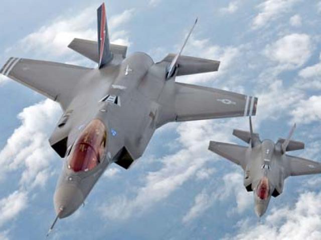 Cách duy nhất giúp tiêm kích F-35 Mỹ đả bại Su-35 Nga