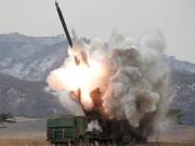 Thế giới - Triều Tiên đang xây đảo để phóng tên lửa?