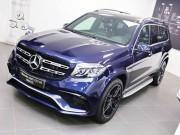 Tư vấn - Mercedes-AMG GLS63 giá 12 tỷ đồng tại Việt Nam