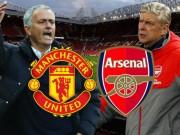 Bóng đá - Ngoại hạng Anh trước vòng 36: MU – Mourinho cứu rỗi Arsenal