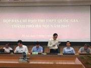 Giáo dục - du học - Thi THPT Quốc gia tại Hà Nội: Đại học Bách khoa sẽ in sao đề