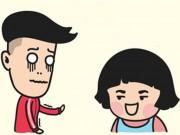 Tranh vui - Truyện tranh: Lấy vợ nhớ phải tìm hiểu kỹ