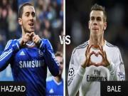 """Bóng đá - Biến Bale thành """"vật tế thần"""", Real gạ Chelsea nhả Hazard"""