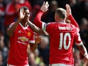 """Bóng đá - Mourinho """"làm mới"""" áo số 10: Rashford """"phế truất"""" Rooney"""