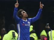 Chuyển nhượng MU: Chelsea đòi 60 triệu bảng vụ Willian