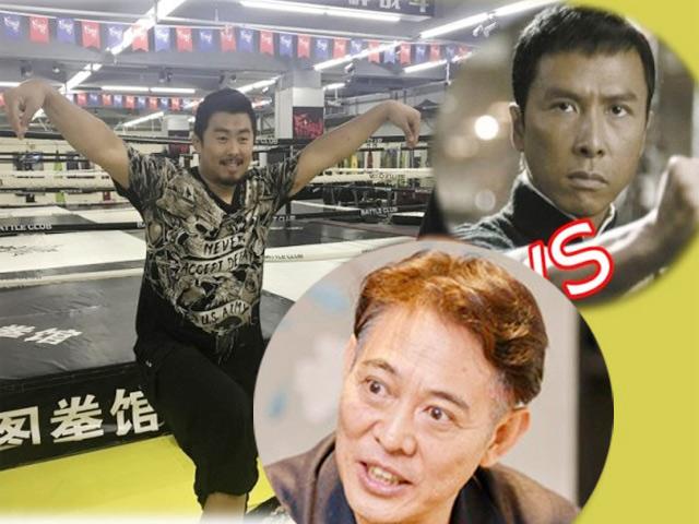 MMA sỉ nhục võ TQ: Chân Tử Đan, Lý Liên Kiệt