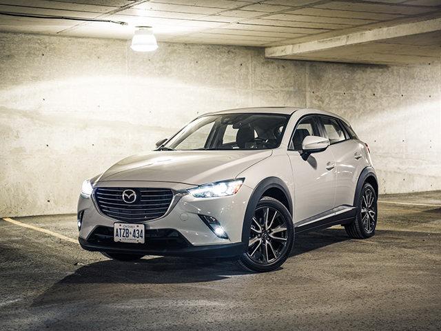 Mazda CX-3 GT Sport có giá 674 triệu đồng