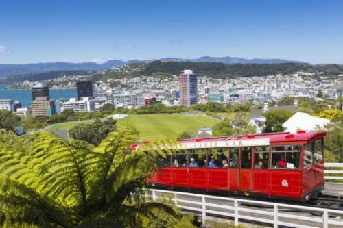 Điểm danh 10 thủ đô trong lành nhất thế giới - 2