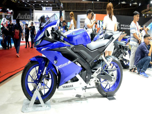 Yamaha R15 2017 đầu tiên về Việt Nam giá 125 triệu VNĐ - 9