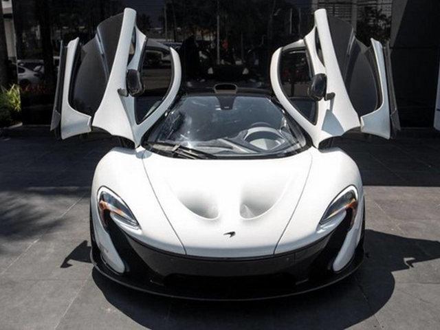 McLaren P1 cũ có giá lên đến 59 tỷ đồng