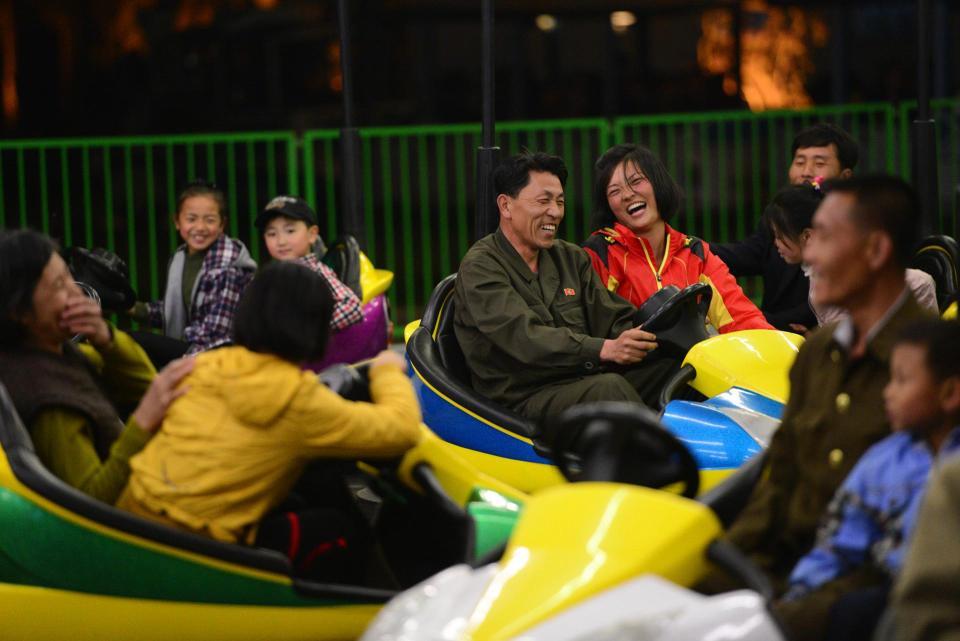 Chùm ảnh hiếm về cuộc sống đời thường ở Triều Tiên - 4