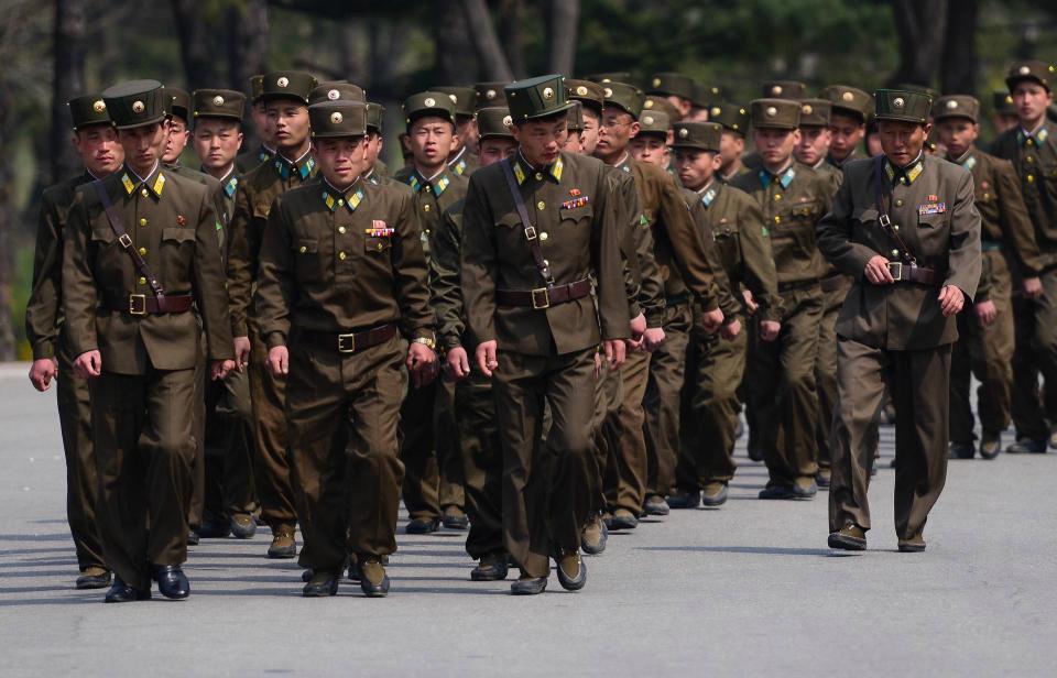 Chùm ảnh hiếm về cuộc sống đời thường ở Triều Tiên - 7