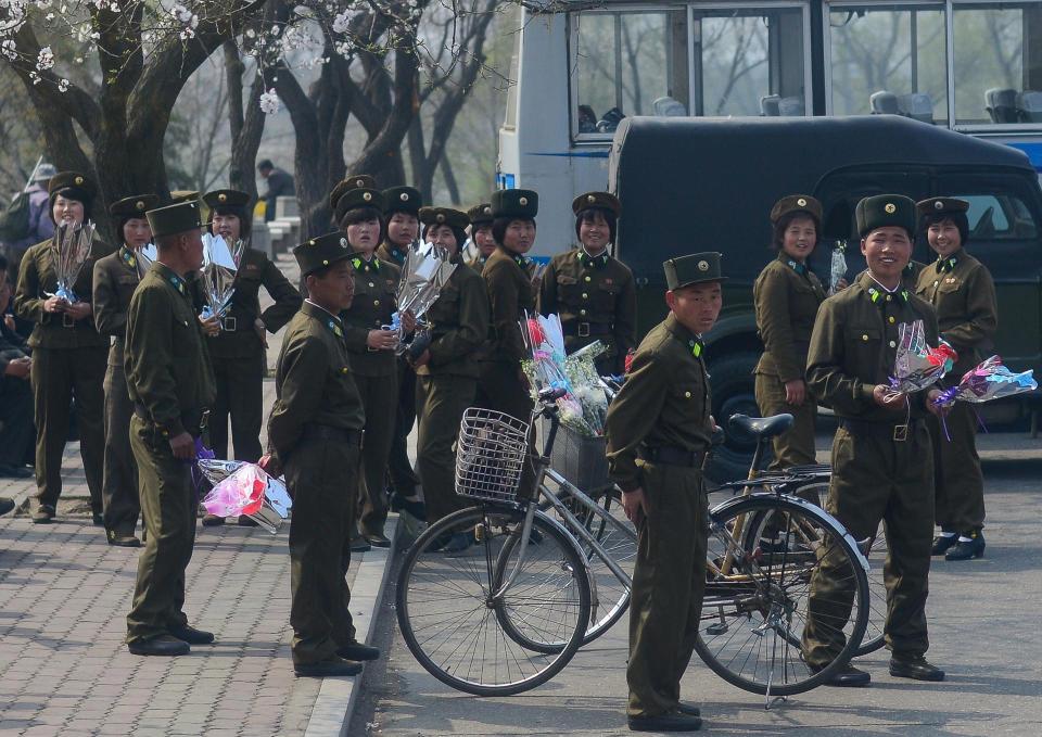 Chùm ảnh hiếm về cuộc sống đời thường ở Triều Tiên - 8