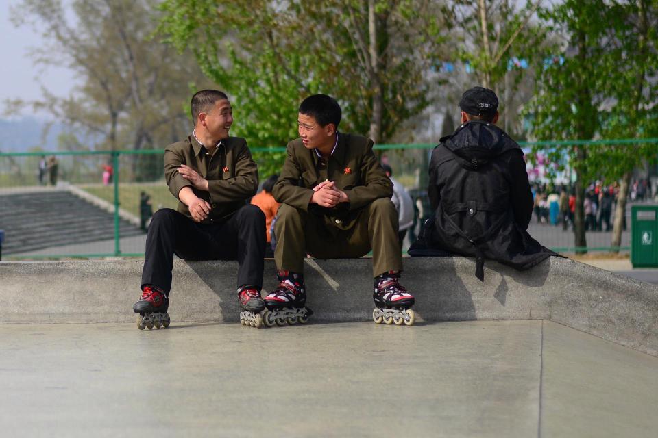 Chùm ảnh hiếm về cuộc sống đời thường ở Triều Tiên - 11