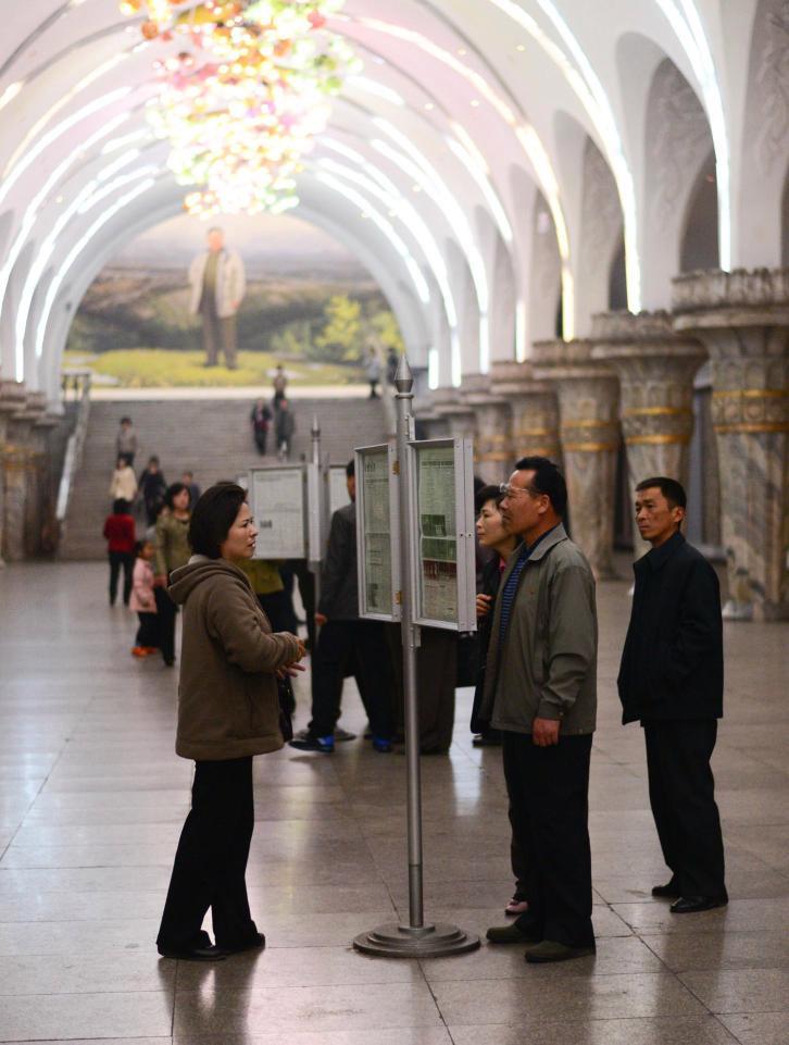 Chùm ảnh hiếm về cuộc sống đời thường ở Triều Tiên - 12