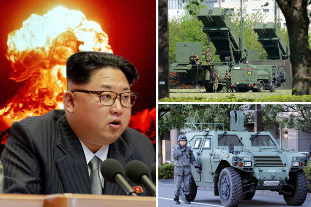 Nhật bản mua tên lửa Tomahawk Mỹ đối phó Triều Tiên? - 1