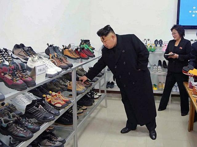 Bất ngờ với hàng hóa ở khu chợ truyền thống Triều Tiên