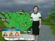 Tin tức trong ngày - Dự báo thời tiết VTV 6/5: Cảnh báo nguy cơ tố lốc, mưa đá ở Bắc Bộ