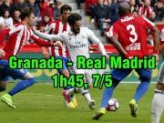 Bóng đá - Granada - Real Madrid: Kí ức 9 bàn & dàn pháo trẻ