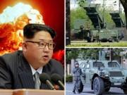 Nhật bản mua tên lửa Tomahawk Mỹ đối phó Triều Tiên?