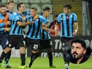 """Bóng đá - Gattuso làm HLV: Phòng ngự """"siêu"""" hơn Real, Barca vẫn rớt hạng"""