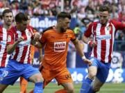 Atletico Madrid - Eibar: Thẻ đỏ đổi 3 điểm quý như vàng