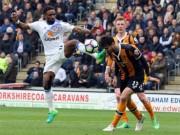 Hull - Sunderland: Kỷ lục bất bại 3 năm, dại 20 phút